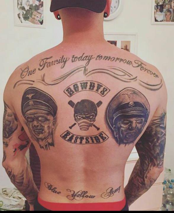 Eastside tattoo leipzig